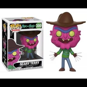 Rick and Morty #300 - Scary Terry - Funko Pop